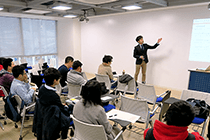 高千穂大学 起業・事業継承コース 講義