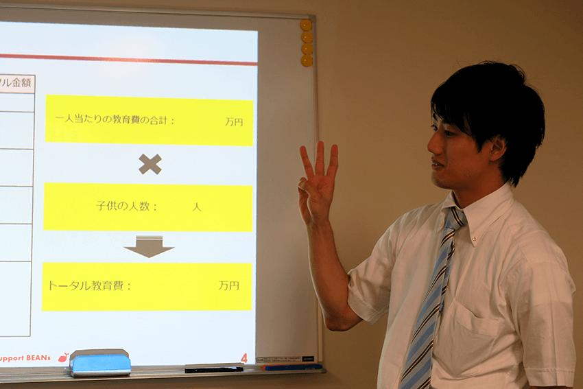学習支援塾ビーンズのエンカレ授業-4