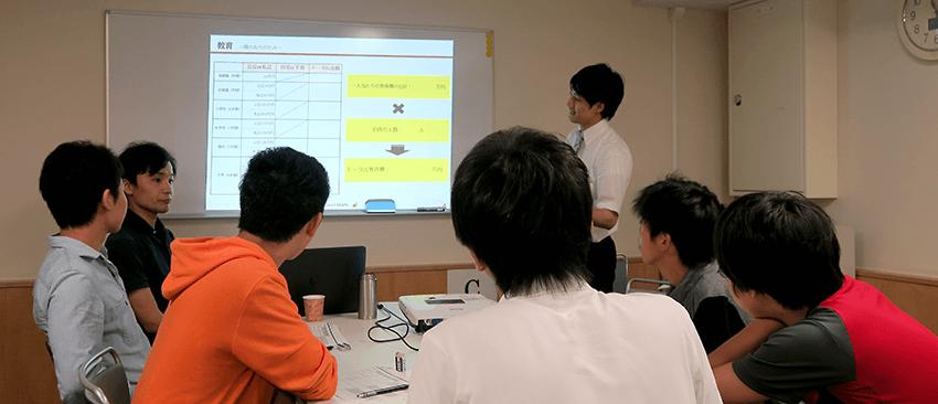 学習支援塾ビーンズのエンカレ授業-6