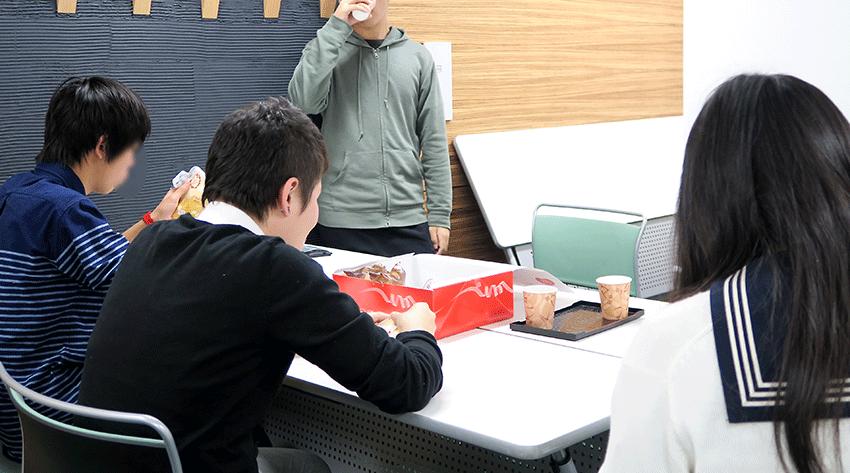 高田馬場 学習支援塾ビーンズ しゅうかんデザイン5