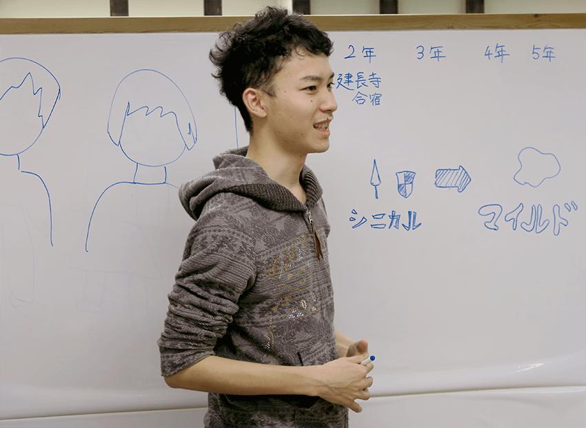 新宿区高田馬場 学習支援塾ビーンズ 一年の振り返り・計画ワーク 7