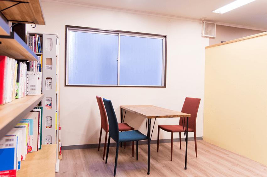 学習支援塾ビーンズ 高田馬場教室4