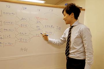 学習支援塾ビーンズの授業紹介 ~ 意識の優先順位を探るワーク~