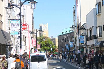 ビーンズのソーシャルGO体験! ~早稲田大学の文化祭見学~