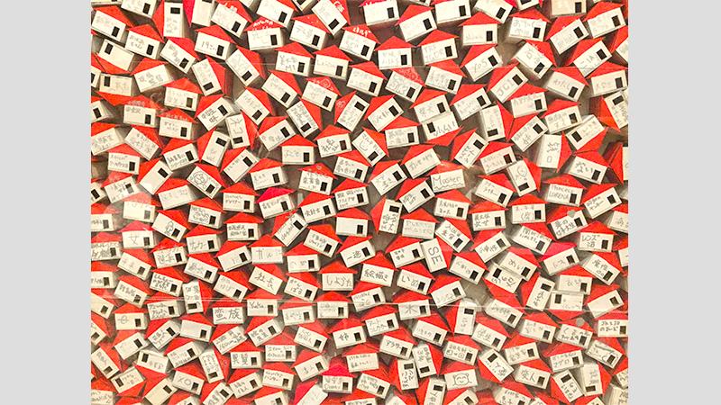 東京藝術大学 卒業・修了作品展 2018年 学習支援塾ビーンズ 見学