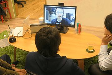ビーンズのソーシャルトーク体験! 呉高専・川勝先生にブラックホールと進路の話をして頂きました!