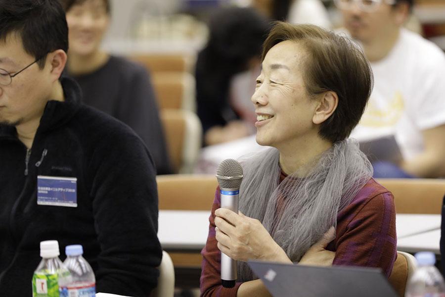 2018年度 花王社会起業塾 最終報告会 メンター