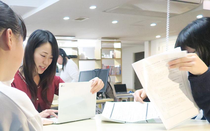 生徒たちが取り組む高校受験・チャレンジスクール面接試験対策!