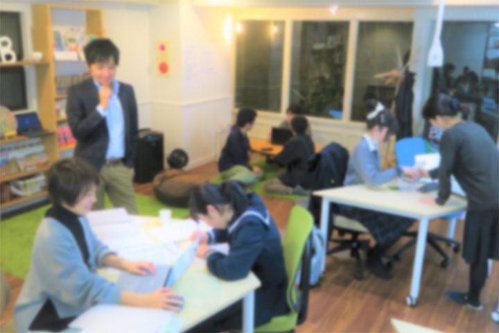 生徒たちが高校受験・面接対策にしっかり取り組んでくれました